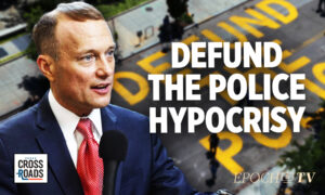 Democrat Mayors Calling to 'Defund the Police' Used Taxpayer Cash to Hire Their Own Private Security—Adam Andrzejewski