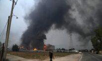 Thousands Flee Greece's Capital as Wildfires Rage Through Mediterranean