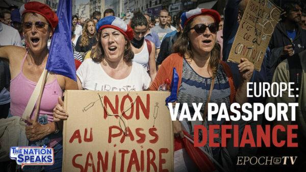 Liberty vs. Vaccine Mandates in Europe; Public School Exodus; Race-Based School Discipline