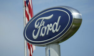 Ford Sales Plunge in August as Industry Chip Constraints Persist