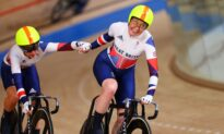 Kenny Wins Fifth Gold as Britain Win Women's Madison