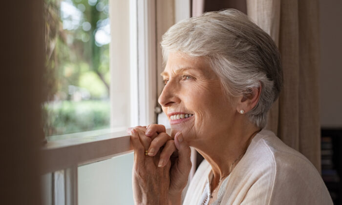 In the event your mom becomes unable to take care of herself at some point, long-term care insurance would be an absolute necessity. (Rido/Shutterstock)