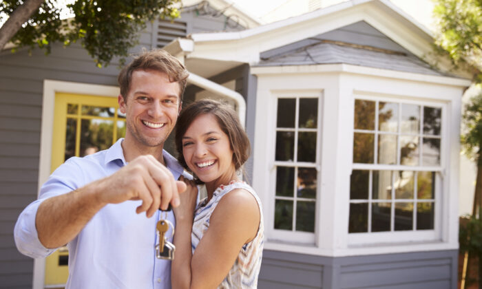 Don't buy a home before you're financially ready. (Monkey Business Images/Shutterstock)