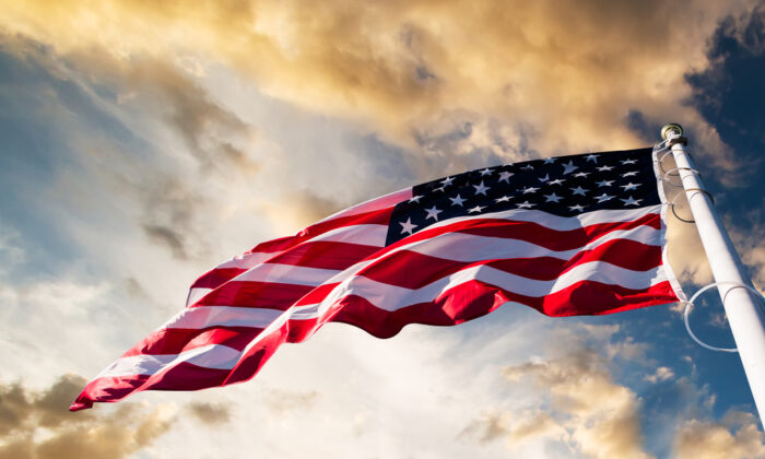 Three books help us remember some American values.  (In Green/Shutterstock)