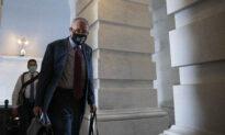 Senate Advances to Wrap Up $1 Trillion Bipartisan Infrastructure Bill