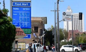 Los Angeles Gas Prices Rise For Fourth Consecutive Day