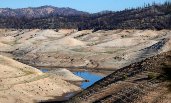 California Shuts Down Major Hydropower Plant Amid Surging Drought