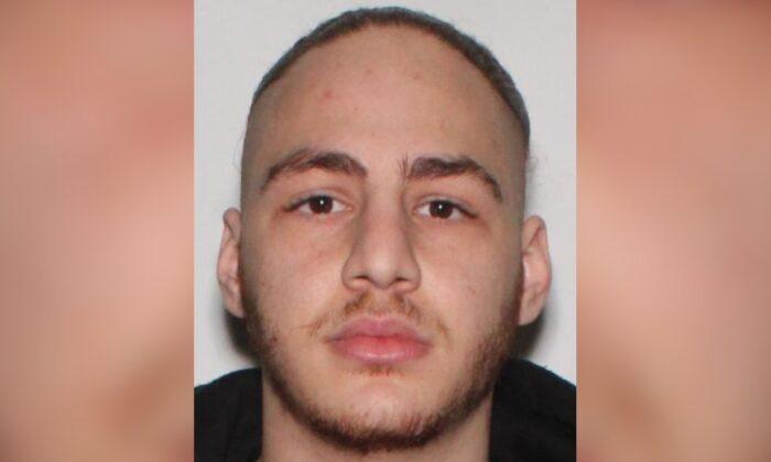 Cohen Bennett Hancz-Barron, of Fort Wayne. (Fort Wayne Police Department)