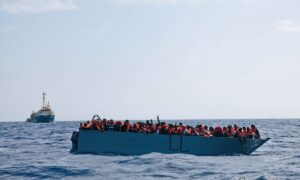 Rescued Migrants Get OK to Land in Italy After Days at Sea