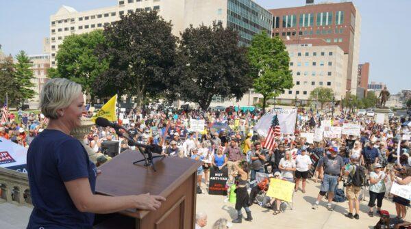 Stand Up Michigan