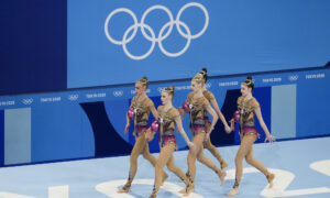 Russian Rhythmic Dynasty Topples, Bulgaria Gets the Gold