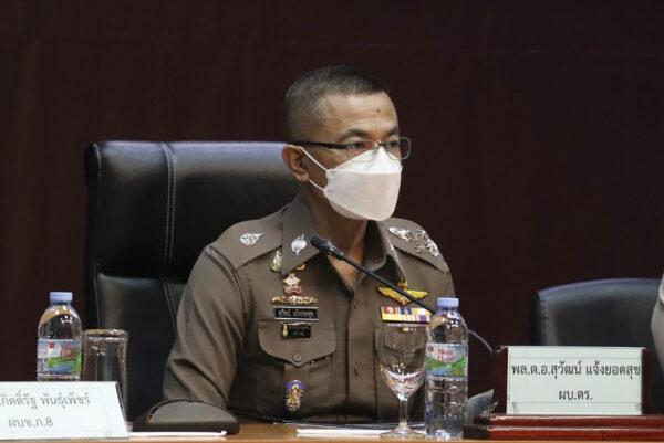 Thailand Foreigner Dead