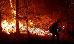 8 Missing as Massive Dixie Fire Rages in Northern California