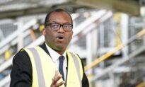 UK Treasury Denies Talks With Business Secretary Over Energy Crisis Support