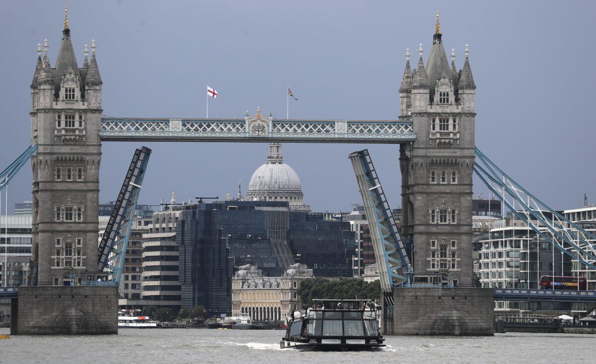 Britain Tower Bridge