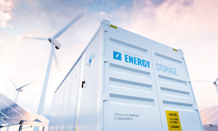 """South Australia will become home of the world's largest """"grid-forming"""" battery as the nation's shifts from fossil fuels. (Malp/Adobe Stock)"""
