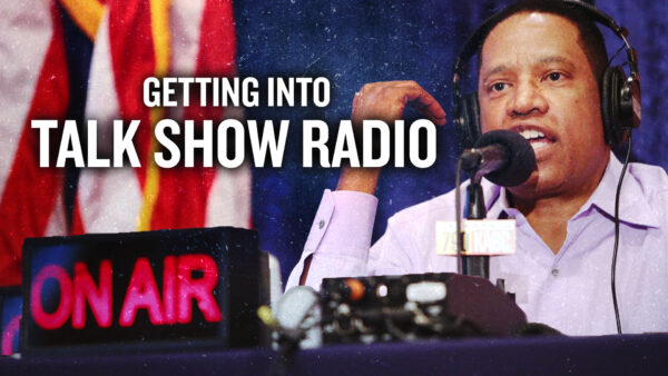 Larry Elder Talks Radio Business and How He Got Started | Larry Elder