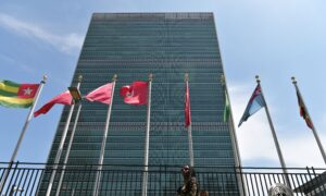 UN Releases New Report on Climate Change