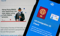 Chinese Spies Try to Enter UK on Hong Kong BN(O) Visas: Report