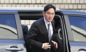 South Korea to Release Samsung Scion on Parole