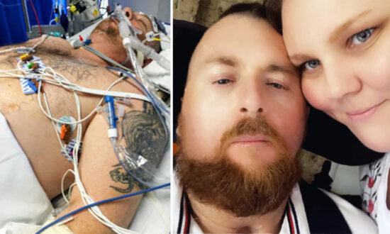 Brain-Injured Man Back Home and Healing After Wife Refuses to Take Him Off the Ventilator