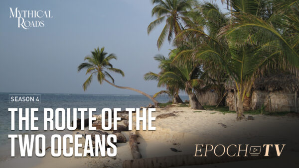 The Route of the Two Oceans