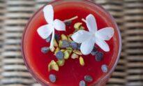Nonna Nico's Sicilian Jasmine-Infused Watermelon Jelly