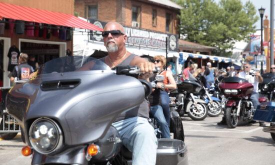 South Dakota's Sturgis Motorcycle Rally Is Back