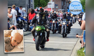 Dying Wish of Terminally Ill Boy, 6, Is to See Bikers Ride Past His House; 15,000 Show Up