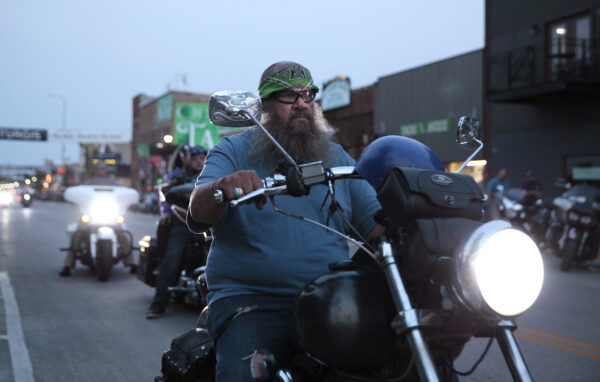 The Sturgis Motorcycle Rally