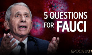 Five Questions for Fauci | Truth Over News