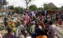 In Boko Haram's Backyard, a Congregation Worships Amid Rubble