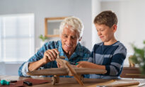 The Joys and Pitfalls of Being a Grandparent