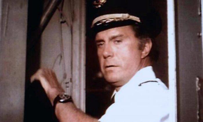 "Cliff Robertson stars in ""The Pilot."" (Summit Films)"