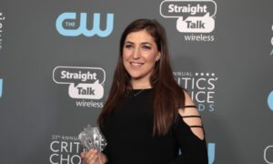 Mayim Bialik to Guest Host 'Jeopardy!' After Richards' Exit
