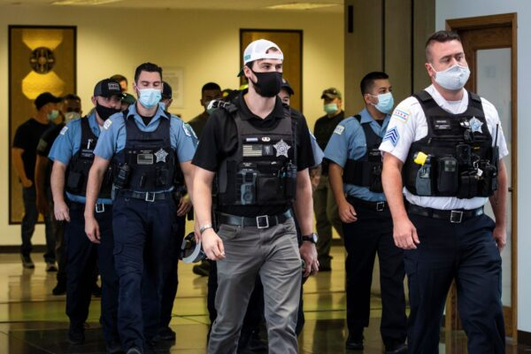 police-masked