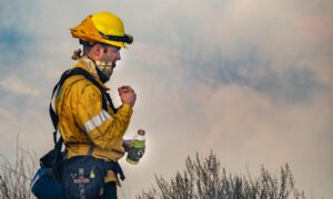Orange County Fire Authority Assists in Northern California Fire Crisis