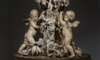 The Michelangelo of Wood: Grinling Gibbons