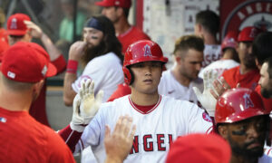 Angels' Ohtani Hits 38th Home Run, But Jays Hit 4 in 10-2 Win