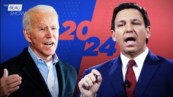 DeSantis Vs. Biden Showdown: Do Your Job!