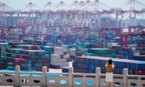 Major Container Ports in Eastern China See Worsening Congestion After COVID-19 Cases