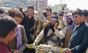 Taliban Seize Second- and Third-Largest Cities in Afghanistan