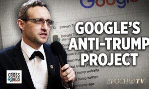 Zach Vorhies: To Target Trump, Google Rewrote Its News Algorithms