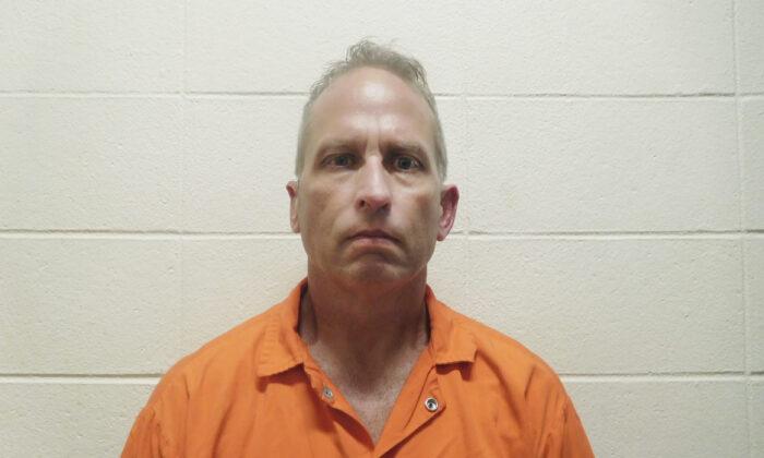 Chad Scott in a file photo. (St. Charles Parish Sheriff's Office via AP)
