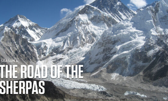 The Road of the Sherpas