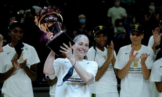 Storm Rout Sun 79-57 to Win Inaugural Commissioner's Cup