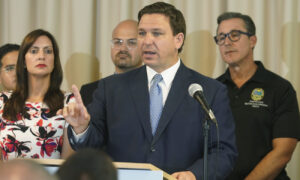 Florida Gov. DeSantis Appeals Ruling That He Doesn't Have Authority to Ban Mask Mandates in Schools