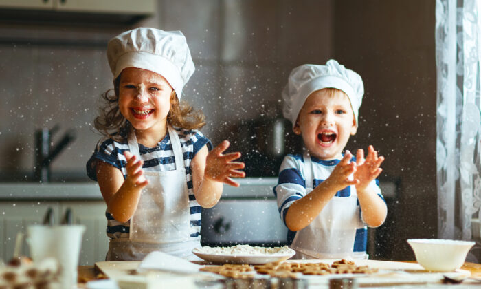 Kids can learn responsibility through a variety of chores. (Evgeny Atamanenko/Shutterstock)