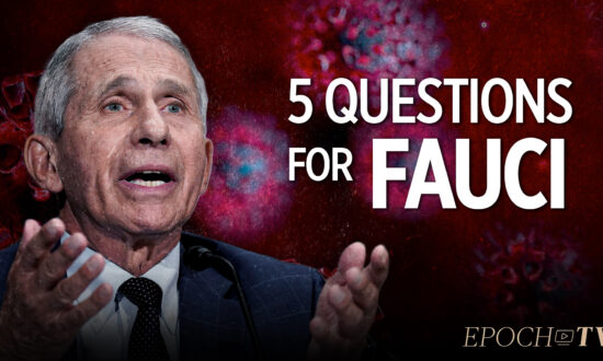 Five Questions for Fauci