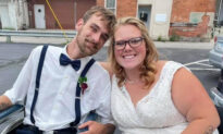 Paralyzed Woman Told She Would Never Walk Again Proves Doctors Wrong on Her Wedding Day
